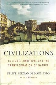 Civilizations by Felipe Fernandez-Armesto