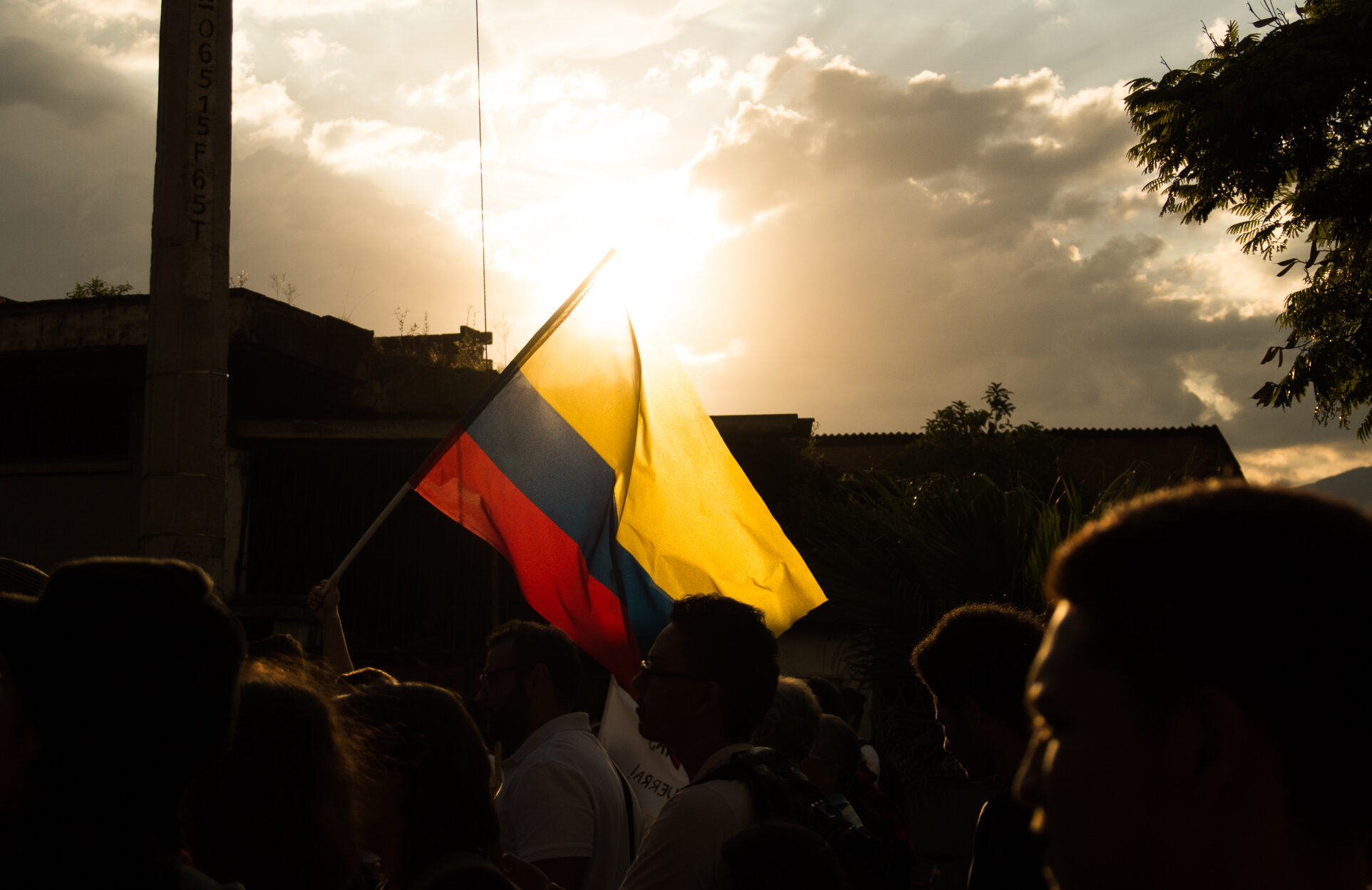 colombia: peace be the journey