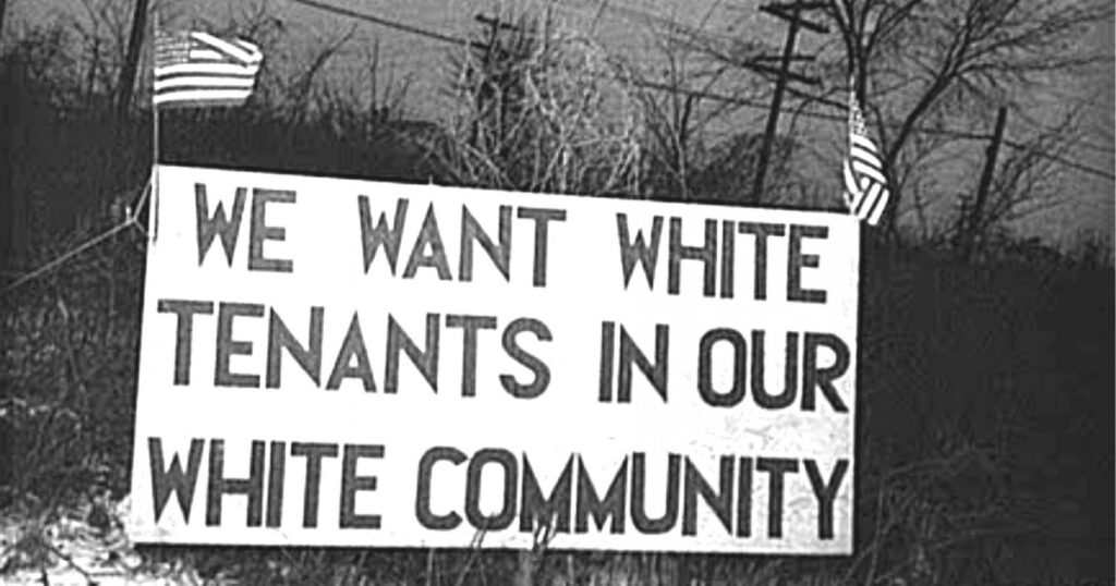 Redlined Realities: Race and Housing in America