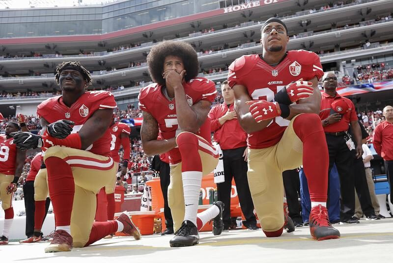 Level the Playing Field: Athletes and Activism