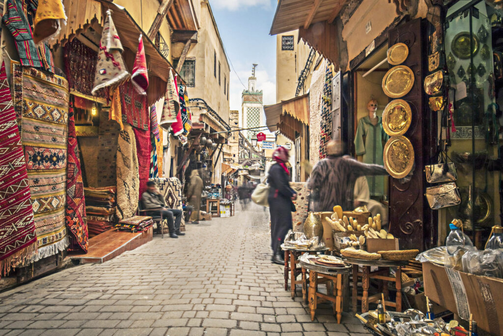 Morocco: A Land of Cultural and Religious Syncretism(Arabic)